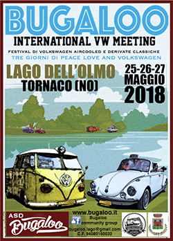 bugaloo international 25-26 maggio 2018