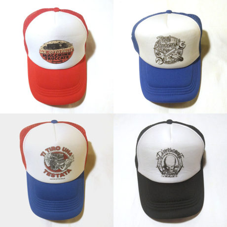 cappellino trucker stampa misterottopalle