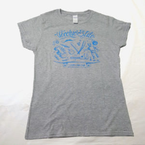 maglietta vecchio stile