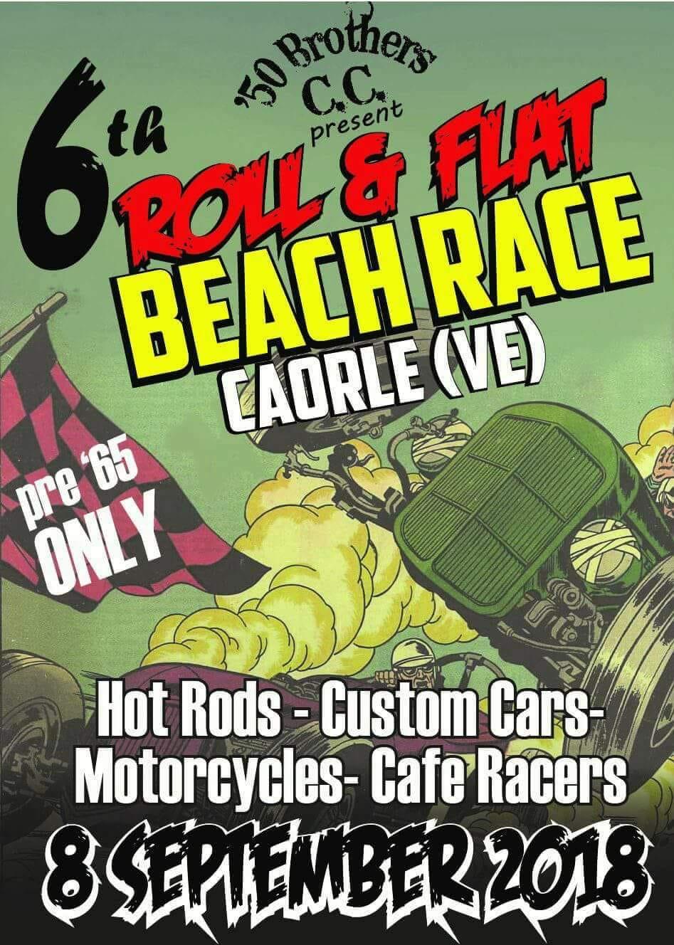 beach race caorle