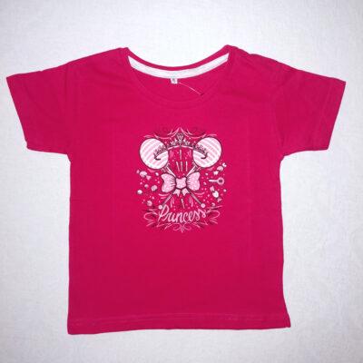 T-shirt bambina PRINCESS
