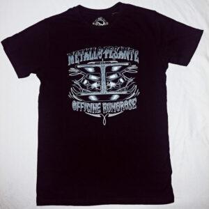 T-shirt uomo METALLO PESANTE