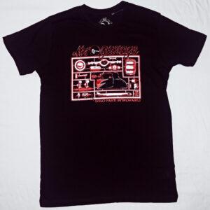 T-shirt uomo MISTER 8 GARAGE